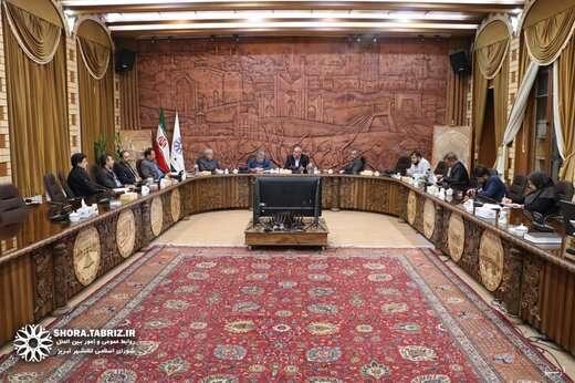 امکانات مورد نیاز برای هوشمند سازی تبریز سریعتر فراهم شود