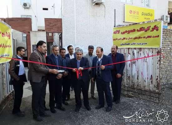 افتتاح 24 پارکینگ عمومی در گرگان/ نوسازی 4 دستگاه اتوبوس در هفته حمل و نقل