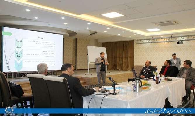 کارگاه بودجهنویسی شهرداریهای مازندران برگزار شد