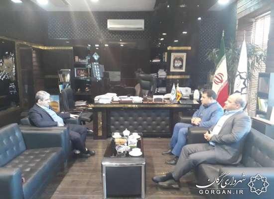 تقدیر «جرجانی» نایب رئیس و «کاظم نژاد» عضو شورا از شهردار گرگان