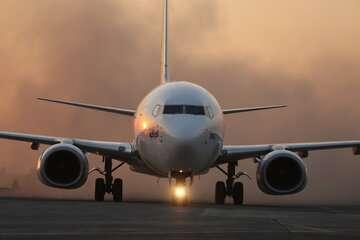 فرود اضطراری پرواز تهران- بوشهر در فرودگاه اصفهان
