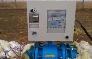 نصب 10 دستگاه کنتور حجمی هوشمند در مجتمع های آبرسانی امور آبفار نیشابور