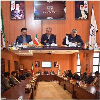 تشکیل جلسه نظام مهندسی ساختمان  استان گلستان با حضور مهندس خرم