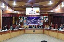 هفتاد و هشتمین  جلسه کمیسیون حقوقی و املاک شورای شهر اهواز برگزار شد