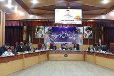صد و چهارمین جلسه كميسيون برنامه و بودجه شوراي شهر اهواز برگزار شد