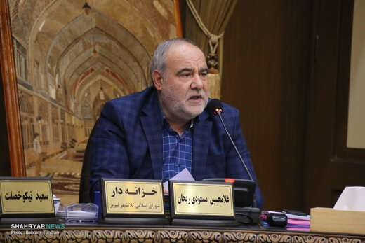 انتقاد عضو شورای شهر تبریز از عملنکردن دولت به تعهدات خود در حوزه شهرداری