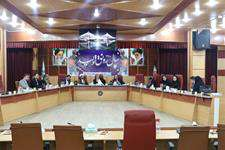 بیست و پنجمین  جلسه کمیسیون تلفیق شورای شهر اهواز متشکل از کمیسیون ها  برگزار شد