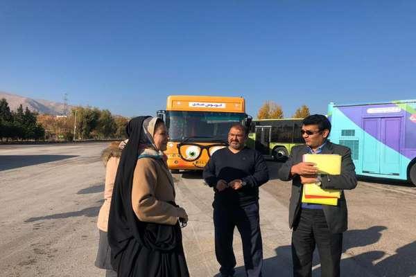 دکتر لیلا دودمان خبر داد؛ اولین اتوبوسهای نشاط وارد خیابان های شیراز میشوند