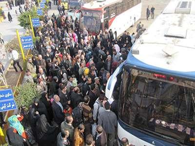 در سال جاری26 هزار و 304 زائر از پایانه آزادگان قزوین به عتبات عالیات اعزام شدند