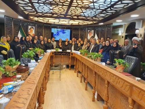 جمعی از پرستاران گرگان در صحن شورای شهر تجلیل شدند