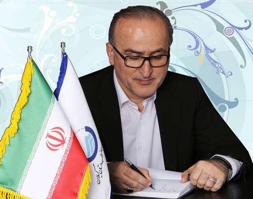 پیام تبریک مهندس حسینی مدیرعامل آبفا ی گیلان به مناسبت 11دیماه، سالروز تشکیل شرکت های آب و فاضلاب