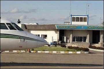طرح جامع فرودگاه پارس آباد در حال تدوین نهایی است/ پایان بهسازی ترمینال فرودگاه تا دو ماه دیگر