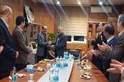 تاکید بر کار جهادی و ولایی در مراسم تکریم و معرفه مدیران ساخت و توسعه راههای استان تهران