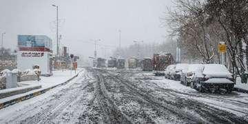 برف و باران تا ساعاتی دیگر در سطح پایتخت/ بارانهای پرحجم در فارس و کرمان