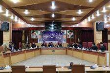 صد و پنجمین جلسه كميسيون برنامه و بودجه شوراي شهر اهواز برگزار شد