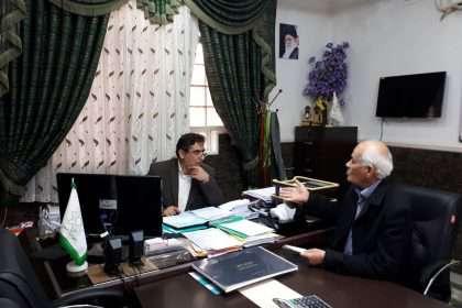 دیدارهای مردمی شهردار دامغان ۱۲ دیماه ۹۸