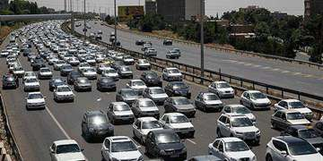 محدودیت ترافیکی در جاده قدیم قم-تهران تا ساعت ۲۰ امروز