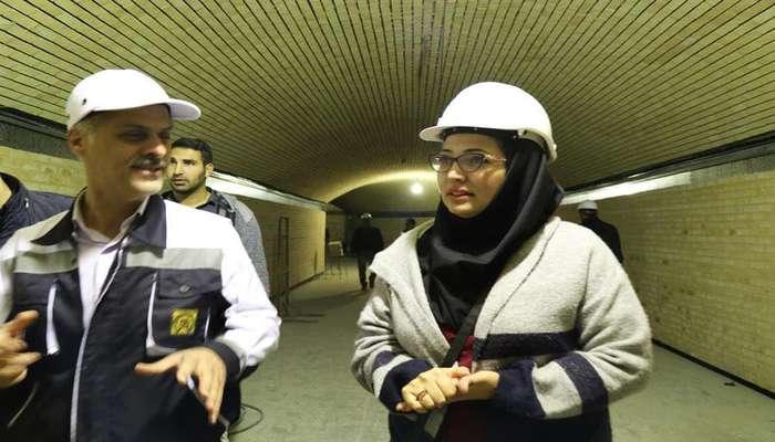 رئیس کمیسیون گردشگری اعلام کرد؛ بهرهبرداری از ایستگاه متروی وکیل با معماری متفاوت تا ۲ ماه آینده