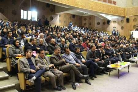 نوبت دوم مجمع عمومی عادی سالیانه سازمان نظام مهندسی ساختمان استان اردبیل برگزار شد