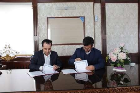 تفاهم نامه همکاری سازمان نظام مهندسی ساختمان و کشاورزی و منابع طبیعی منعقد شد