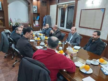اتاق فکر سازمان نظام مهندسی ساختمان استان اردبیل آغاز به کار کرد