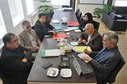 طرح های برنامه های شهرستان بافق در حوزه راه و شهرسازی بررسی شد