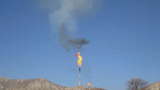رفع آلایندگی پالایشگاه گاز ایلام مستلزم راه اندازی هرچه سریع تر پتروشیمی