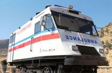راهاندازی نخستین اورژانس ریلی کشور در راهآهن مراغه- میانه