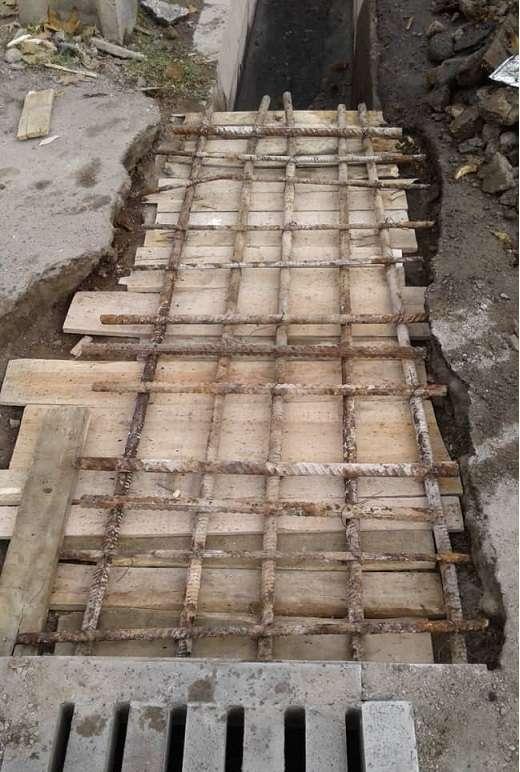 اصلاح و تعمیر پل های فلزی سطح شهر