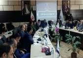 برگزاری جلسه شورای اداری با حضور حجت الاسلام مظفری معاون رییس قوه قضاییه
