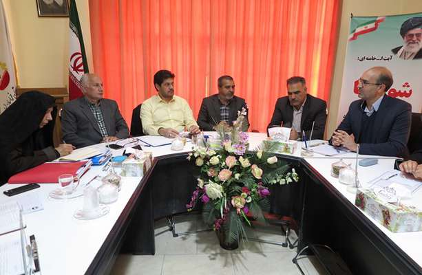 برگزاری یکصد و پنجاه و دومین جلسه شورای شهر