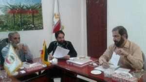 جلسه بررسی پیشنهادات شهرداری در مورخ 98/10/07 با حضور شهردار محترم ازنا در دفتر شورای اسلامی شهر ازنا برگزار گردید.