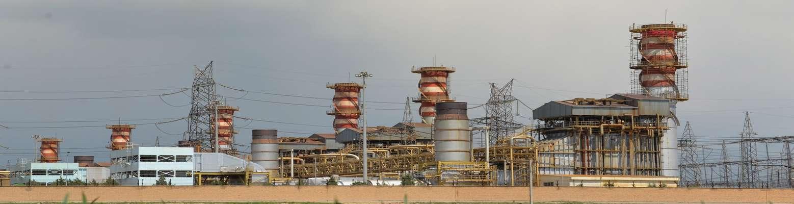 اتصال دوباره واحد شماره 5 گازی نیروگاه شهید رجایی به مدار تولید برق