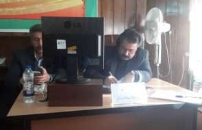 سرپرست آبفار خراسان رضوی با حضور در محل سامانه سامد به تماس های تلفنی مردم پاسخ داد