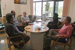 برگزاری جلسه کمیته نظام پیشنهادات در شرکت برق منطقه ای هرمزگان