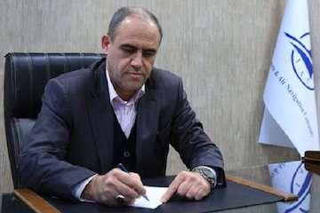 تسلیت مدیرعامل شرکت فرودگاه ها و ناوبری هوای ایران در پی سقوط هواپیمای اوکراینی