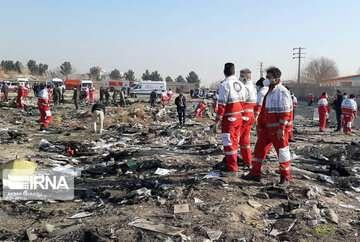 وزیر خارجه اوکراین: اتباع هفت کشور در سانحه سقوط هواپیما در تهران کشته شدند