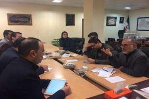 جلسه شورای معاونین راه و شهرسازی  استان خراسان شمالی برگزار شد