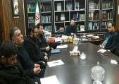 برگزاری شورای هماهنگی و برنامه ریزی شهرداری طالقان