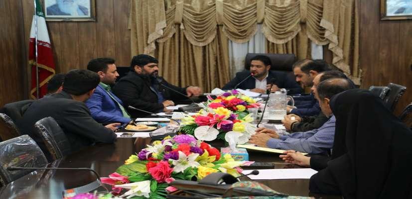 در جلسه نامگذاری شورای اسلامی شهر مسجدسلیمان عنوان شد: یک پروژه شاخص و یا میدان و بلوار در شأن سردار شهید قاسم سلیمانی نامگذاری می شود
