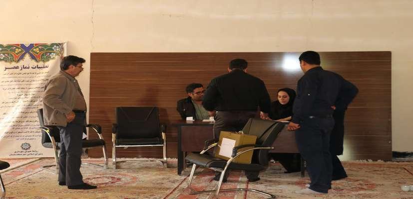 انتخابات نماینده کارگری شهرداری مسجدسلیمان برگزار شد