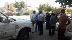 اجرای طرح محدودیت ورود ناوگان حمل بار در بخش مرکزی شیراز