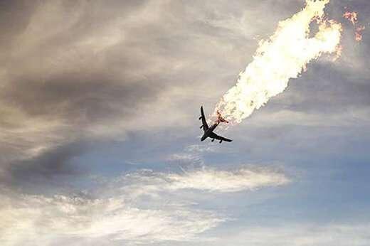 رد کامل شایعه اصابت موشک به هواپیمای اوکراینی/ رسانه های خارجی با ادعای دروغین به دنبال اهداف سیاسی خود هستند
