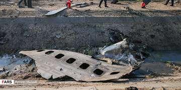 قطعه غیرمرتبطی در محل سقوط بوئینگ یافته نشد/عکسی که در فضای مجازی میچرخد جعلی است