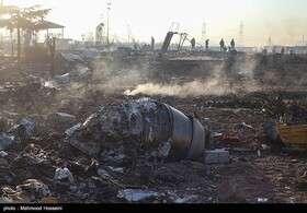 خبر اصابت موشک به هواپیمای بویینگ در تهران نادرست است