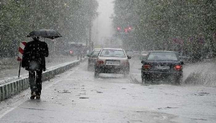 استمرار بارش برف و باران در برخی مناطق کشور/ کاهش محسوس دما در ارتفاعات تهران در راه است