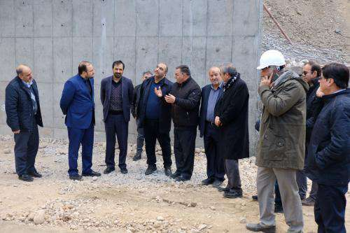 بازدید شهردار مشهد از پروژه های اقتصادی و عمرانی
