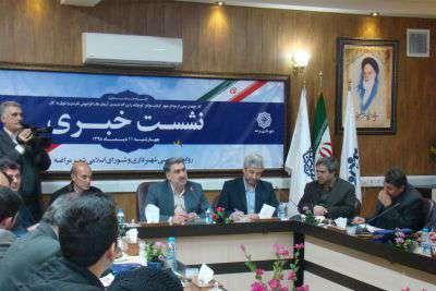 مهندس محمدرضا احمدی شهردار مراغه در نشست خبری مطرح کرد:
