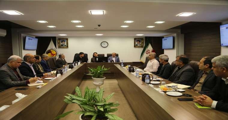 نشست كمیته پدافند غیر عامل شركت توزیع برق بوشهر برگزار شد
