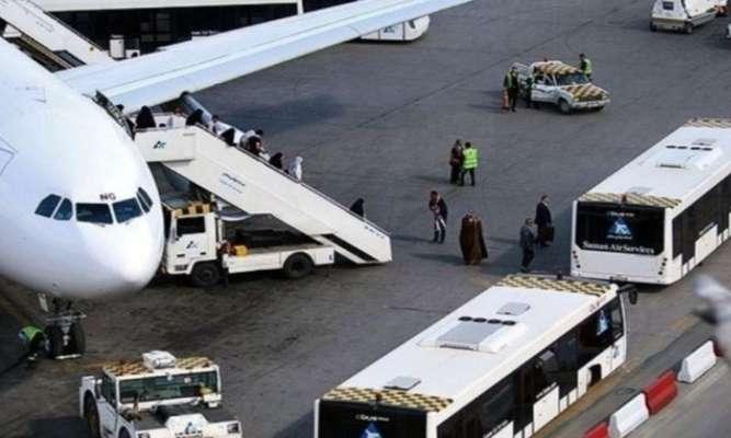 مسافران وضعیت پرواز خود را بررسی کنند